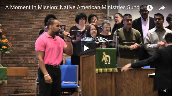Native American Ministries Giving Sunday at Queensbury United Methodist Church