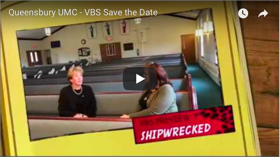 Interview for Queensbury United Methodist Church VBS